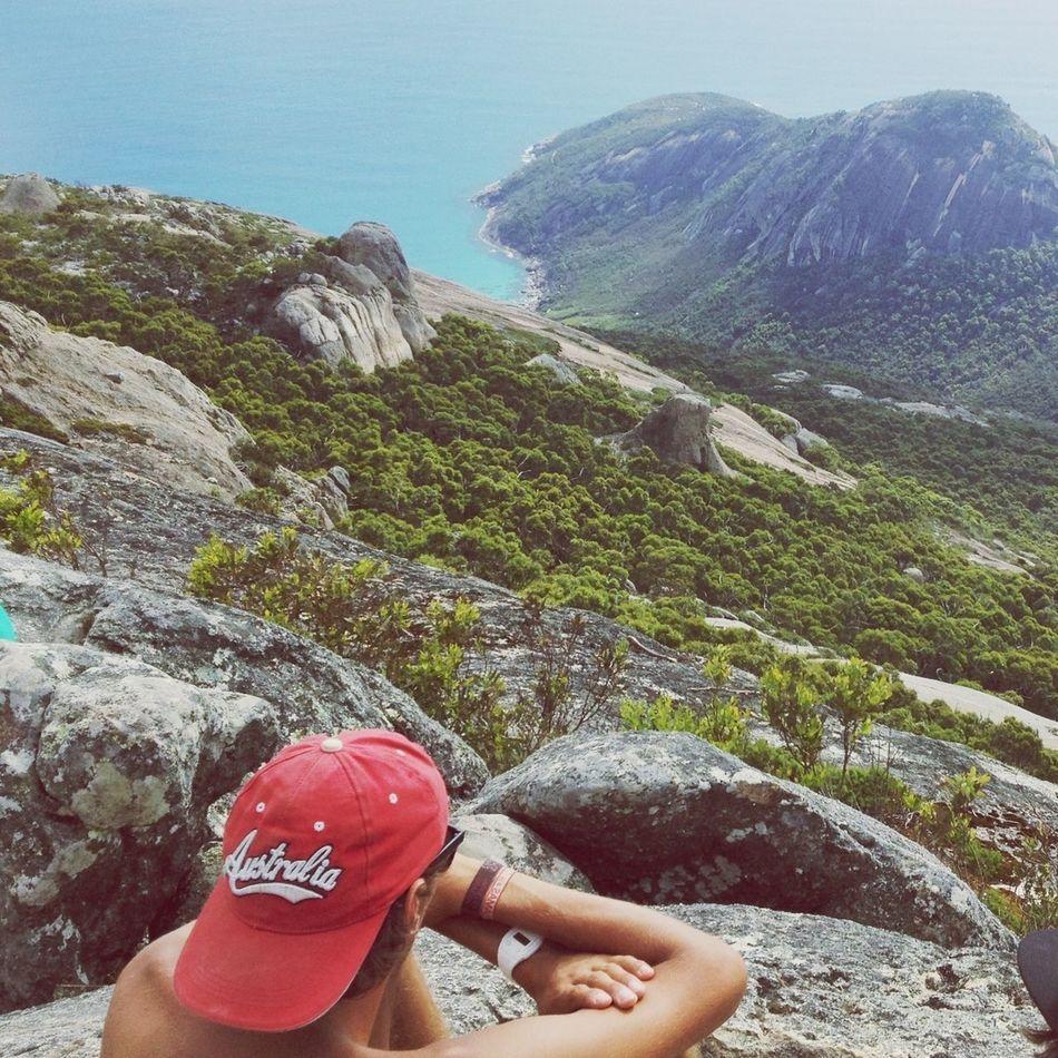 The Triumph of the View. Landscape_Collection Wilderness Australia NEM Landscapes