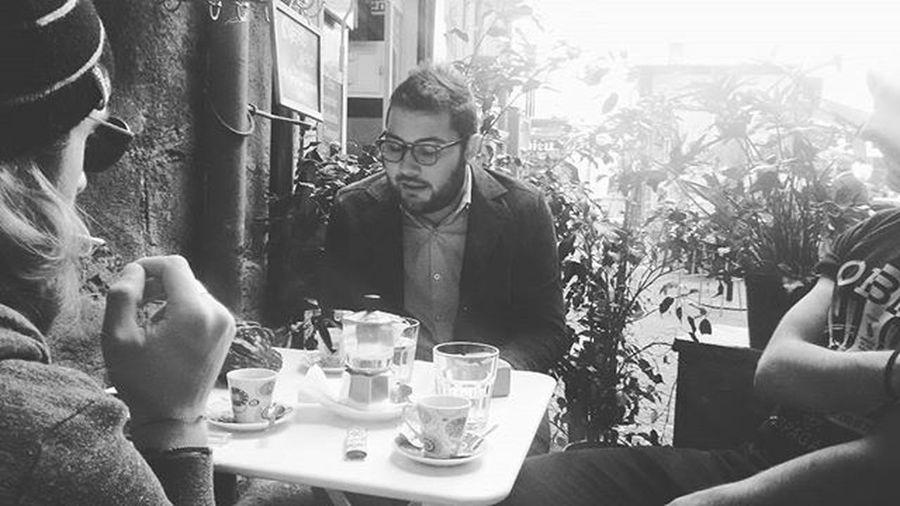 Coffebreak Shanti Friends University Study Moka Bar Napoli Basilicata Piazzasandomenico Centrostorico Bombers
