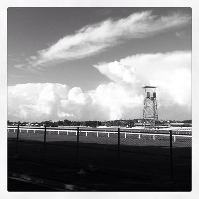Weather at Broadmeadow Racecourse by Jimbot