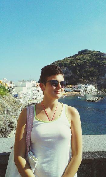 Ischia Sant'angelo Myself I Love My Sunglasses.