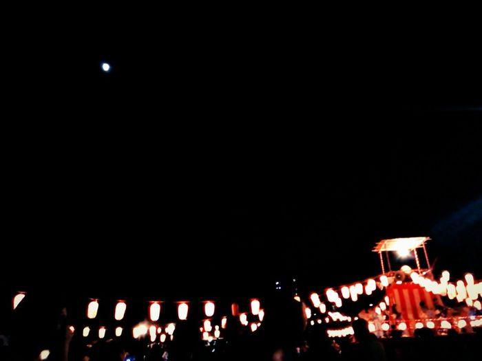 Summer Festival Night Japan Paper Lantern Red Color Summer Festival Of Japan Japanese Culture Memories 素敵でした