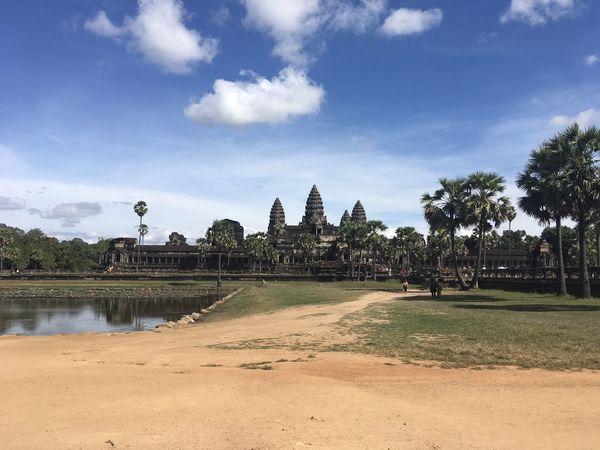 Kambodia Kambodia Angkor Wat First Eyeem Photo