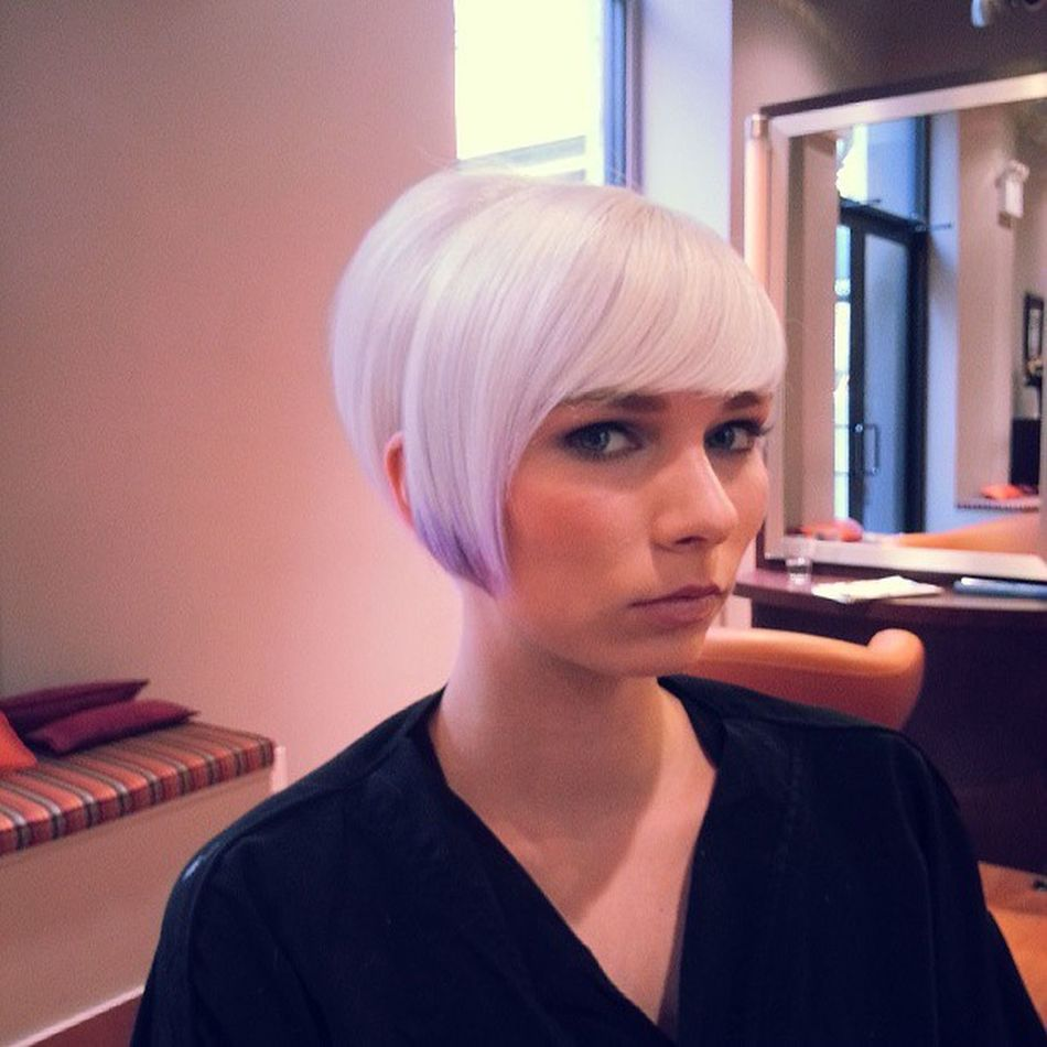 Pureplatinum Hair Color Haircolour