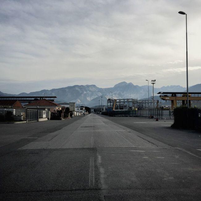 Carrara Marble Mountains Italy David De La Cruz Delacruzfotografia Morning Morning Light