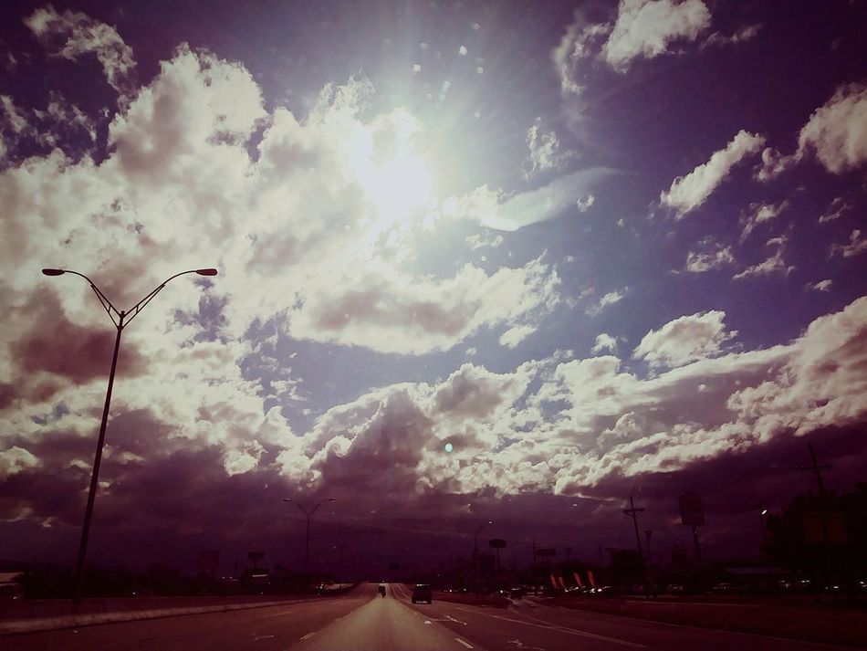 Cloud - Sky Outdoors Extreme Weather Nature Day Sky Road Amarillos♥ Beauty In Nature Beauty Amarillo Texas Spirituality