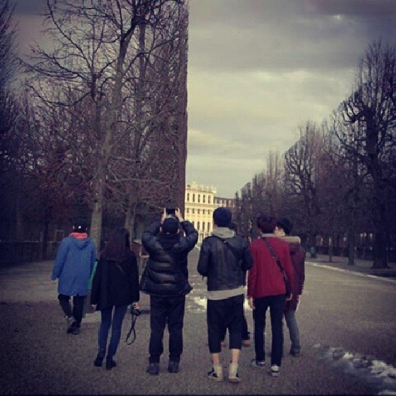 Austria-Vienna 크좋앗징 ㅜㅠ Austria Vienna 해외여행 배낭여행 유럽 추억