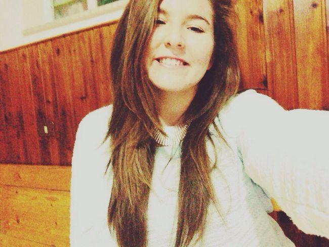 ❄️ Straight Hair Light Smile That's Me