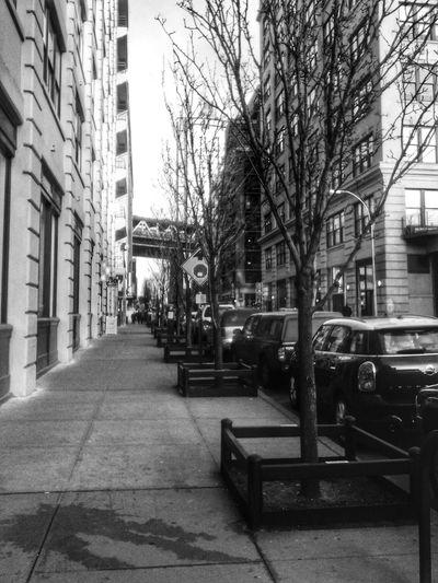 Blackandwhite New York Darkness And Light