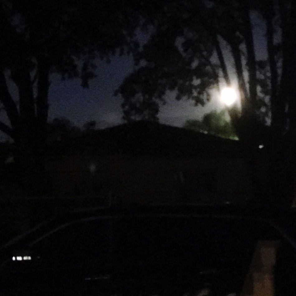 Moon Over Redlands Lunalunera Cartagenera Lunalunera