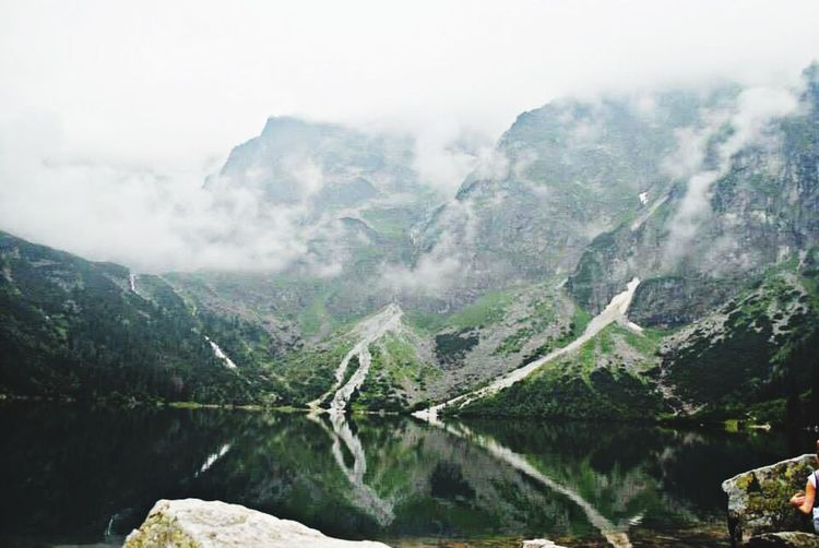 Morskie oko! Enjoying Life Hello World Zakopane Check This Out