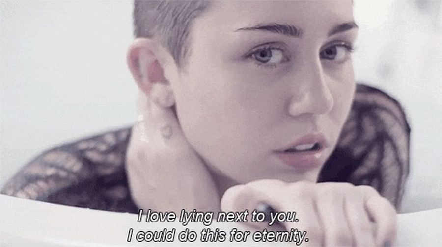 Hell Ya Baby Miley - Adore You ???