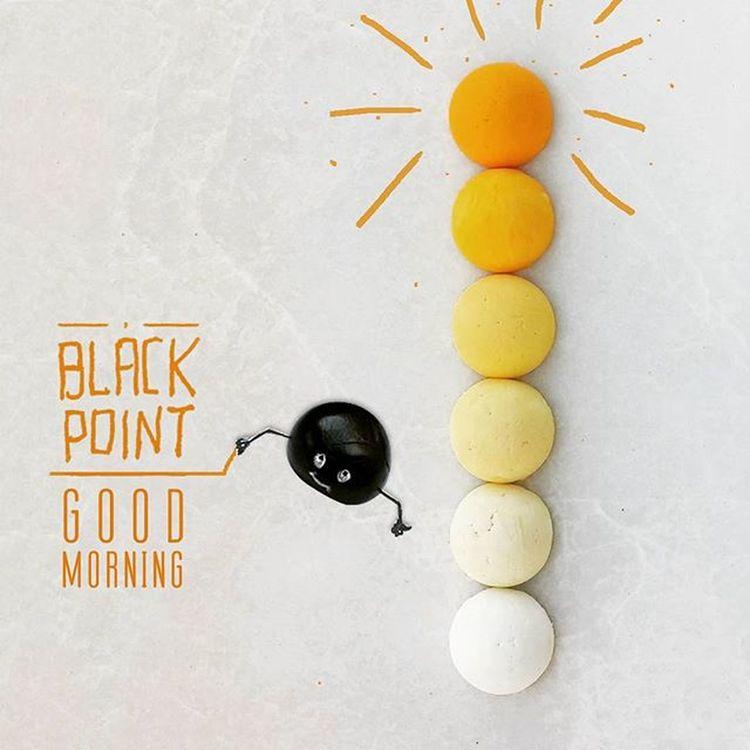 BlackPoint' goodmorning Blackpoint Black Point Character Animation Graphicdesigner Handmade Typography Art Illustration Illüstrasyon Vscocam VSCO Coldceramic Elyapımı Karakter Artist Illustrator Followme Goodmorning Magic Yellow Pantone Color Monochromatic gunaydin
