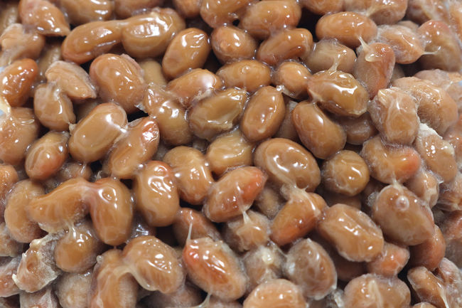 ASIA Beans Close-up Delicious Diet Food Fermentation Fermented Food Fresh Healthy Japan Japanese Culture Japanese Food Meal Natto Nutrition Pack Protein Smelly Soybeans Sticky Studio Shot Tasty Traditional Japanese Food White Background