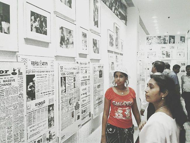 Forgiveness is the virtue of the brave. --- Indira Gandhi Museum IndiraGandhi EyeEm Urban Lifestyle This Week On Eyeem Iron Lady