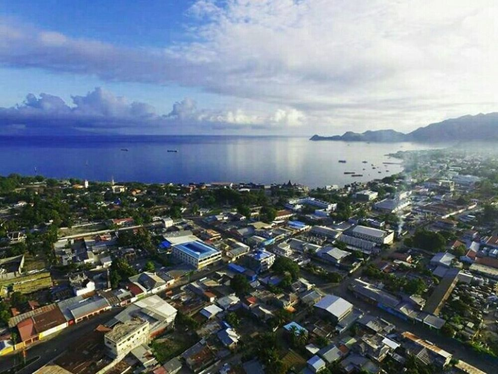 This is My Little City Dili - Good Morning Cityscape Architecture High Angle View Cloud - Sky Building Exterior Aerial View Sea City No People Business Finance And Industry Outdoors Downtown District Sky Water Travel Destinations Scenics Urban Skyline Built Structure Harbor Skyscraper MyPhotography TIMORLESTE Photography Photooftheday Landscape