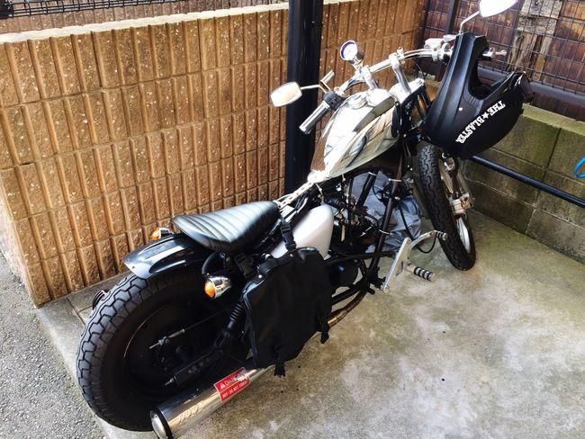 マグナ50 Magna50 Honda Motercycle Moterbike