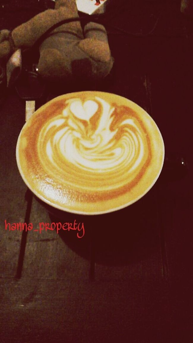 Smoothie cappucinno,made me That's Me Coffee Time Coffee Art