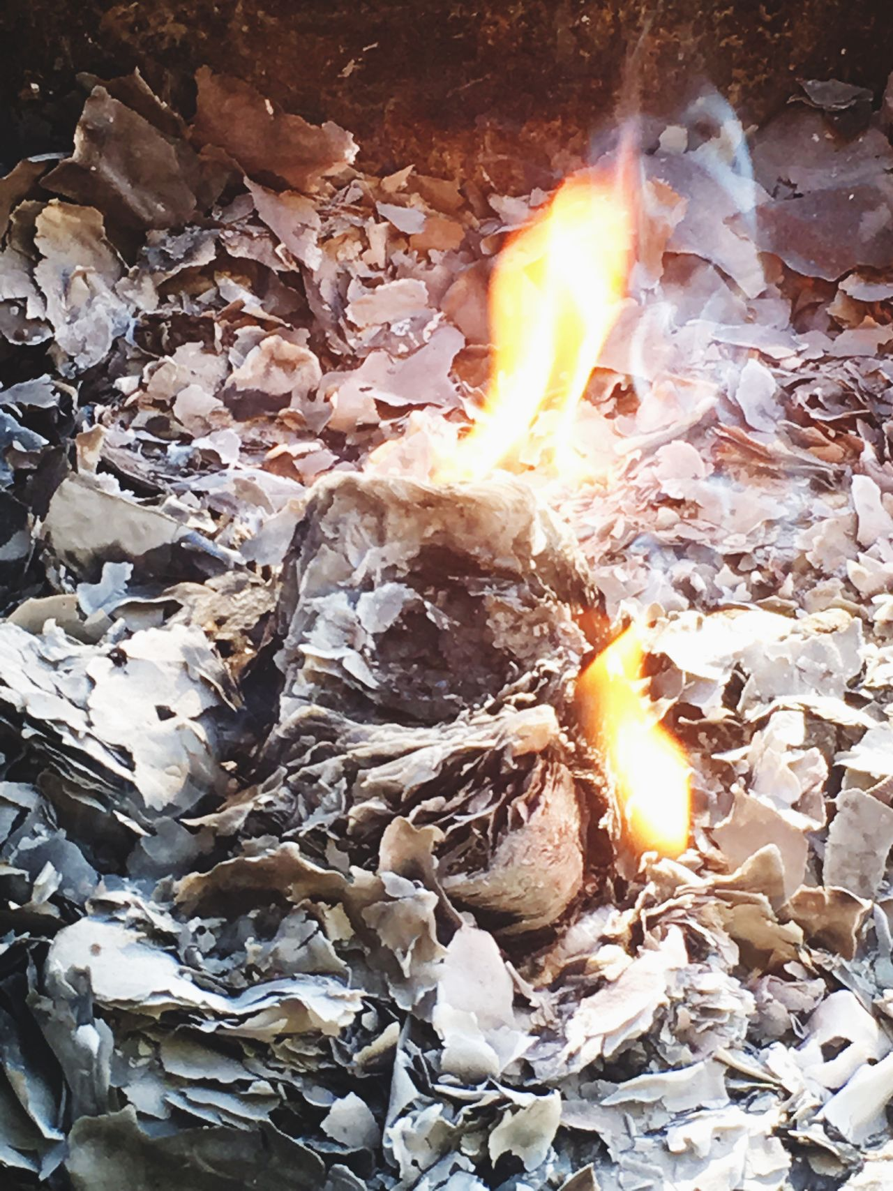 Flames & Fire Firebeauty Chilling