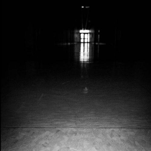 Hallway Hallway Photo Black And White Photography Black & White Corridor Long Dark Narrow Flooring Illuminated No People Creepy Hallway