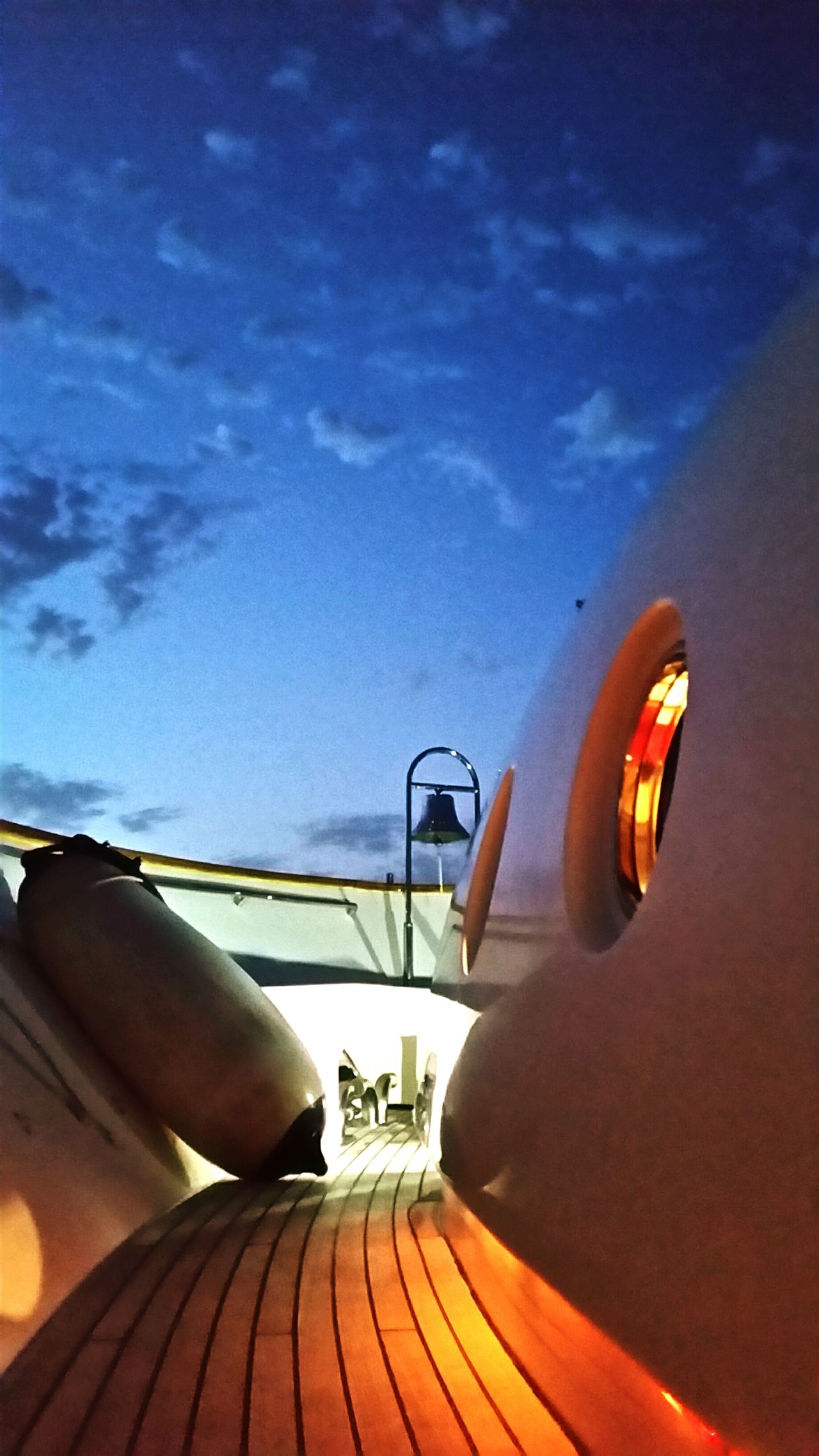 Yacht Evening