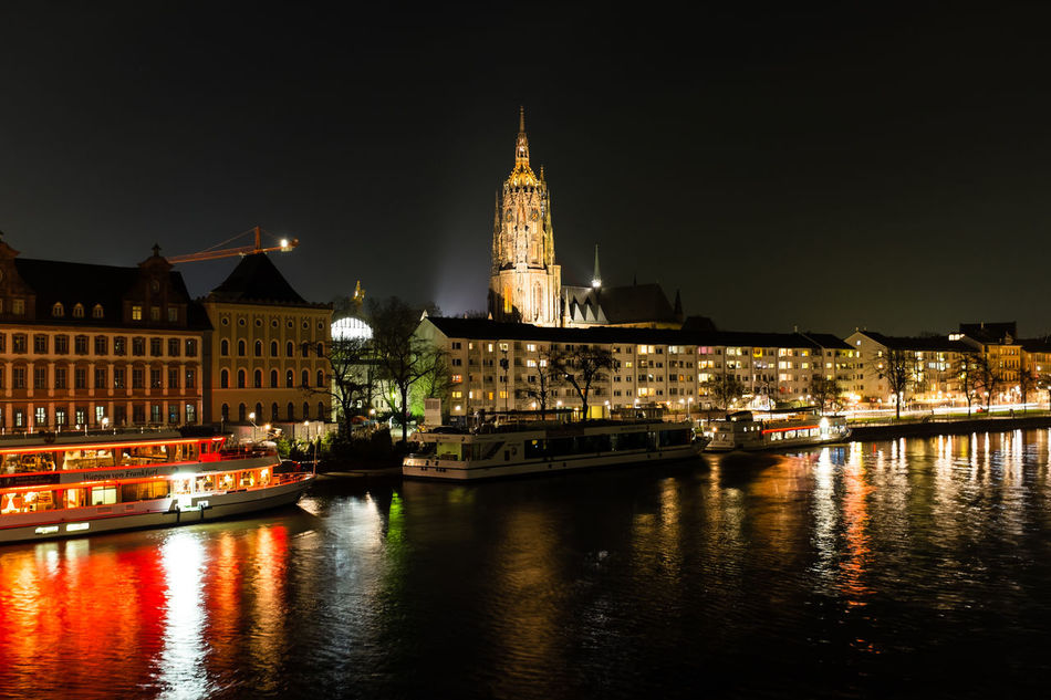 Beautiful stock photos of frankfurt, Architecture, Building Exterior, Built Structure, Cathedral