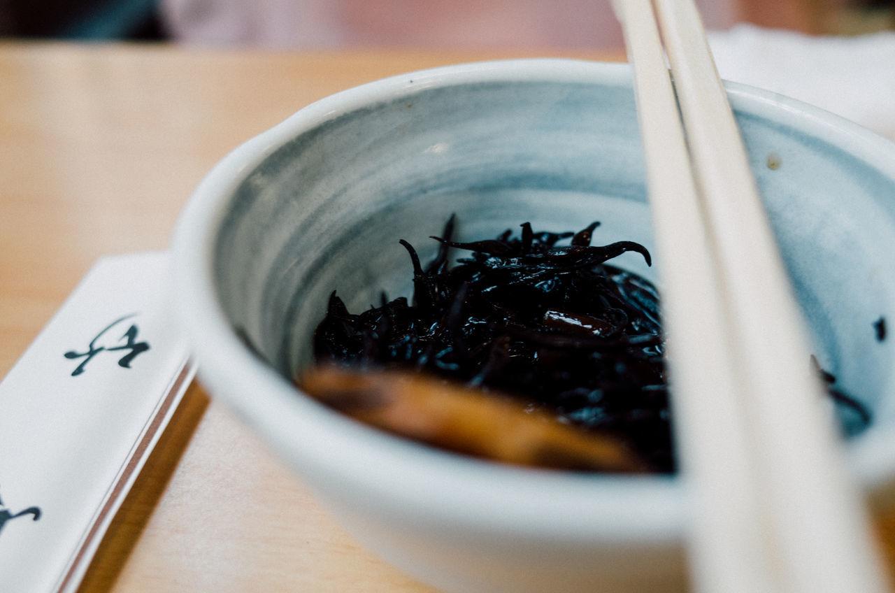 Beautiful stock photos of japan, Bowl, Chopsticks, Close-Up, Food