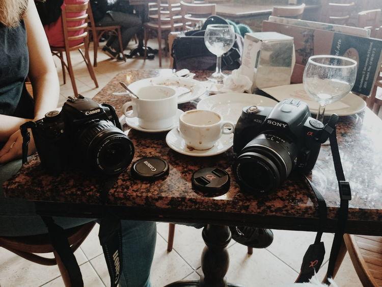 Breakfast Sonyalpha Canon