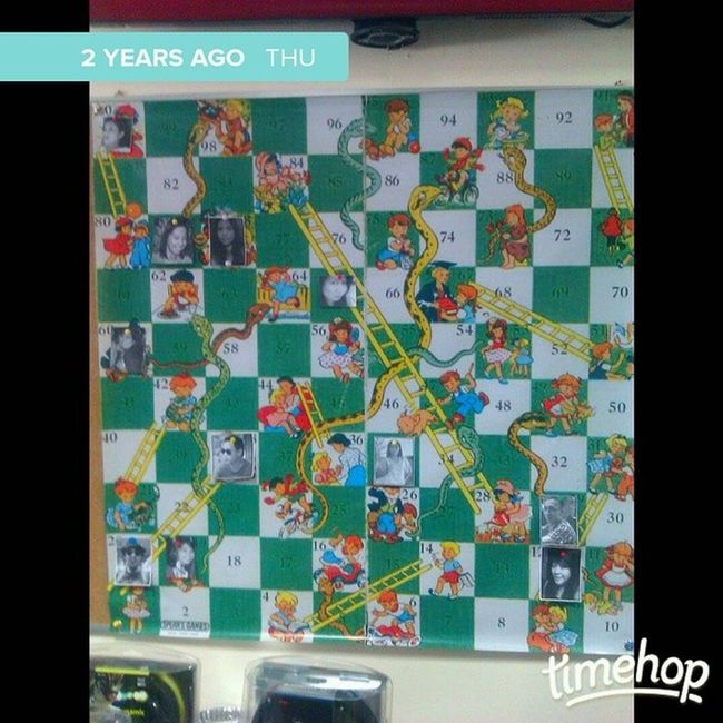 2 years ago, this was the competition we had for the Fraud department. Snakes and ladders. I forgot who the winners were, I could only remember Tynes winning the Adidas headset. Fraudpeeps Paragonfraud ParagonICC ProudtobeParagonICC ilovemyjob hardtowin hatethemsnakes