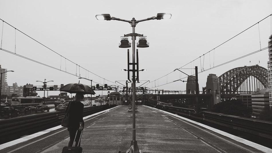 Rainy Days - Open Edit Blackandwhite Streetphotography with Lumia 640XL Mvaau