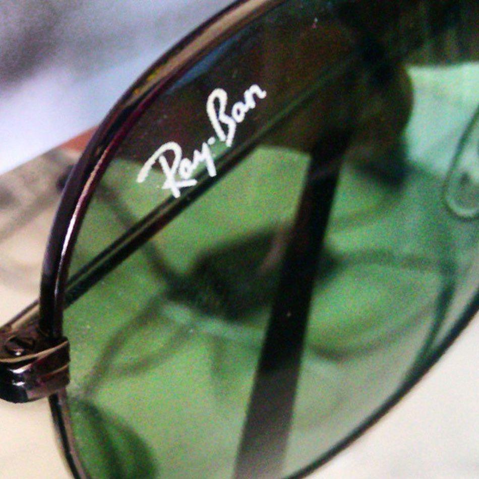 Rayban Raybanclassicframe Pilotframe Shade Sunglass  Greenshade Raybanusa ...