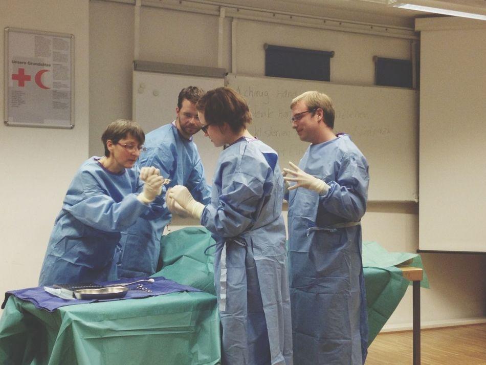 Best Team Of Fake Surgeon Ever!