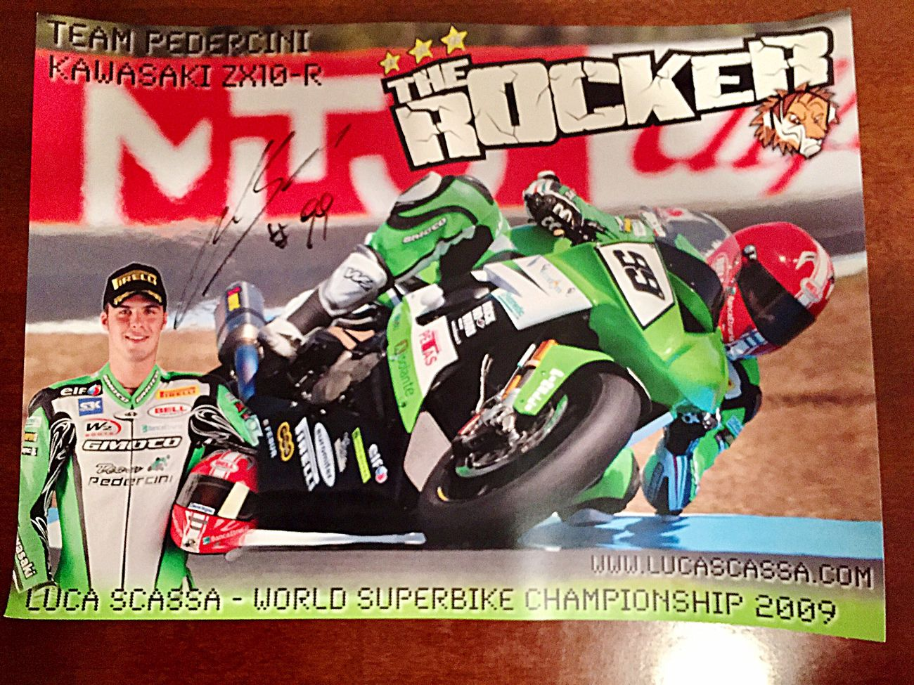 The Color Of Technology Communication Multi Colored Memories Poster Green Color Man Made Object 🌏my Life⛩ Ladies and Gentlemen Mister Luca Scassa Kawasaki Ninja ZX 10 R Sbk 2009 Monza