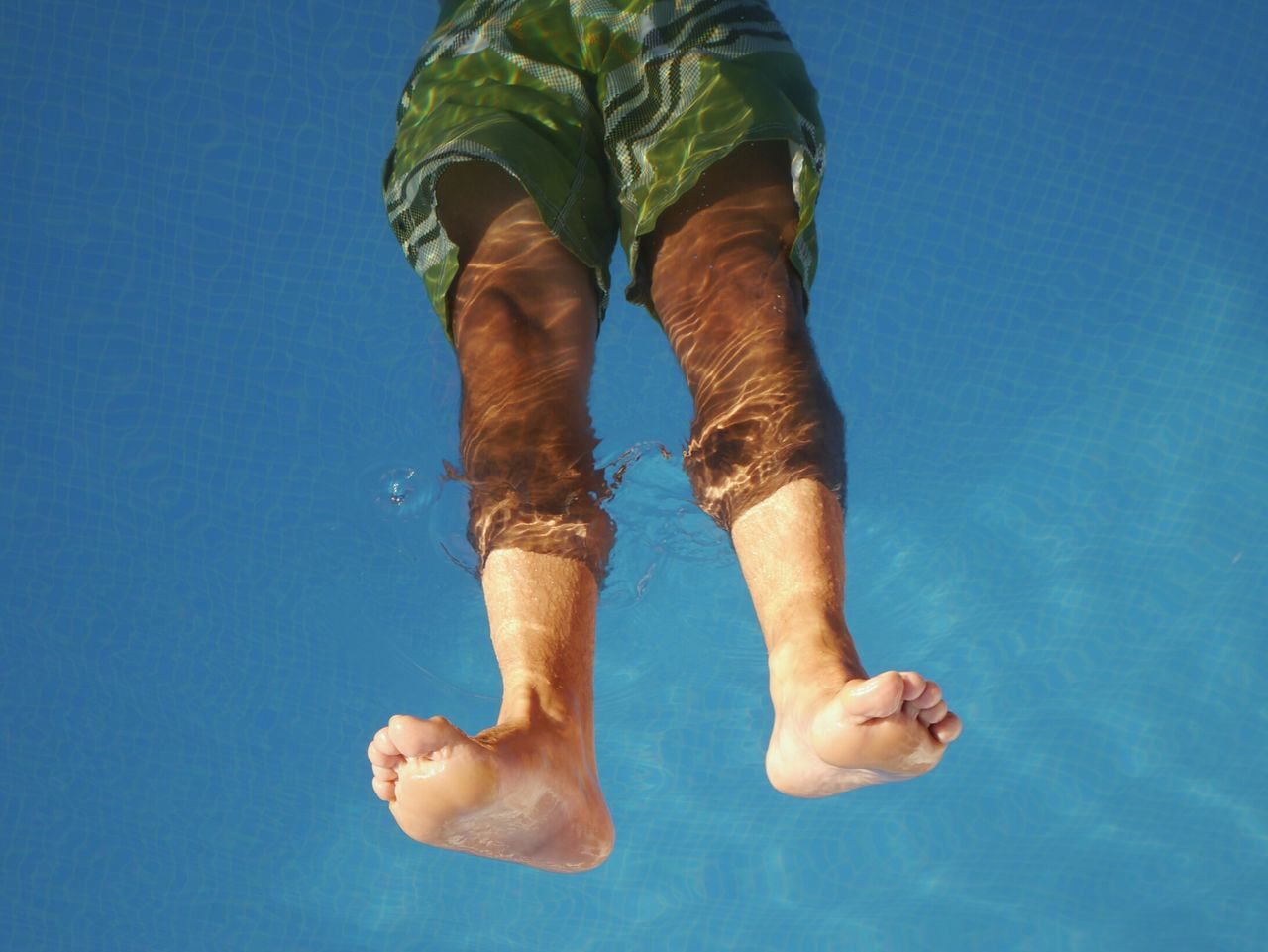 Beautiful stock photos of pools, Barefoot, Day, Greece, High Angle View