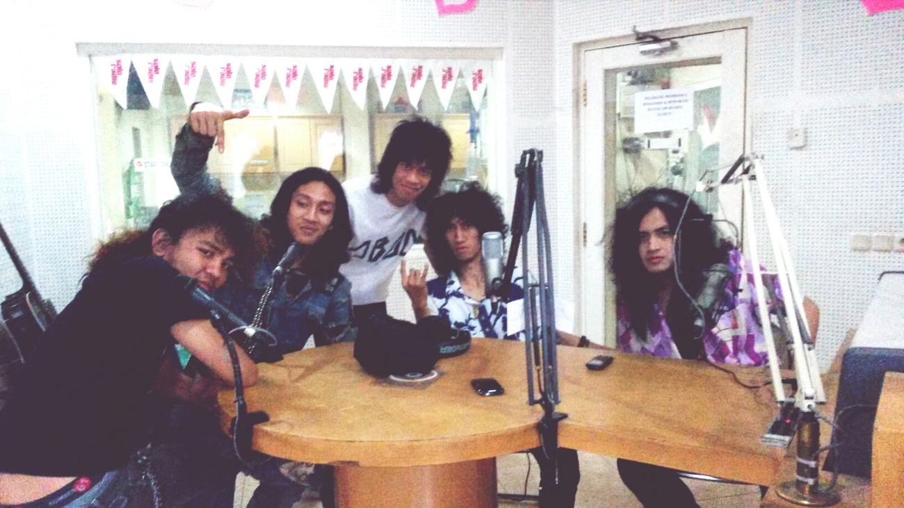 onair at Radio Solo...