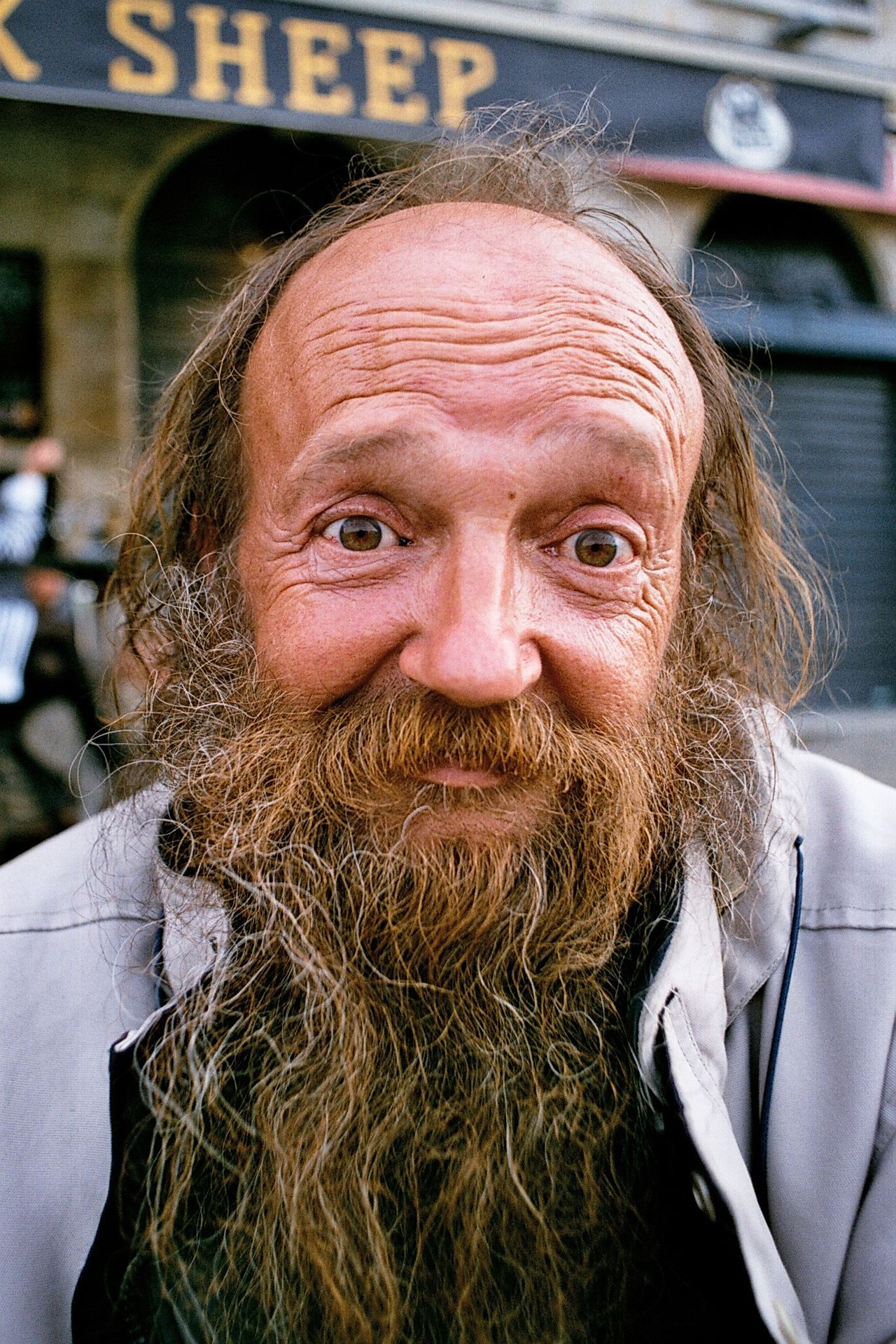 35mm Film Analogue Photography Filmisnotdead First Eyeem Photo Homeless Ishootfilm Kodak Looking At Camera Nikon Portrait Street Photography Streetphotography