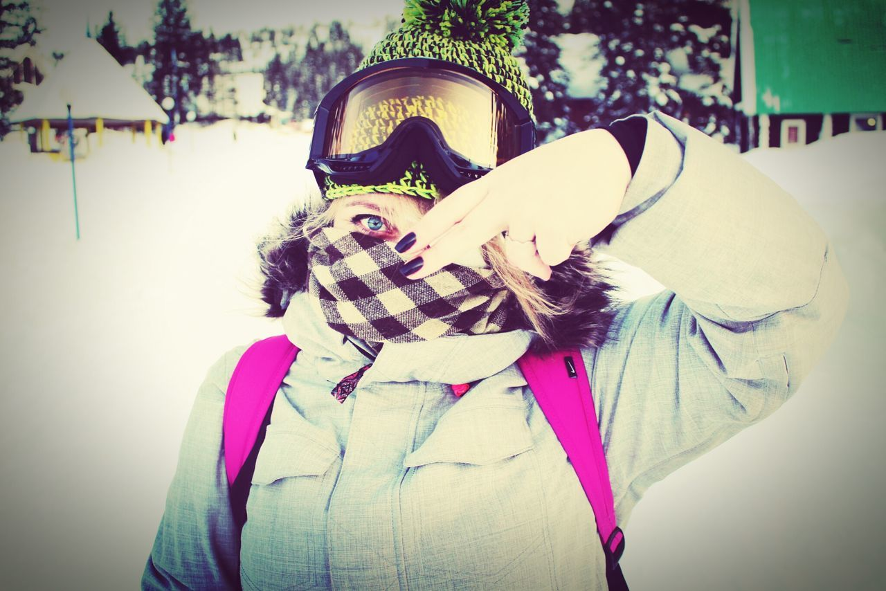 Зима в Сибири. Ергаки People One Person Winter Snow Snow ❄ Lifestyles Snowboard Adventure Happiness Mountain First Eyeem Photo