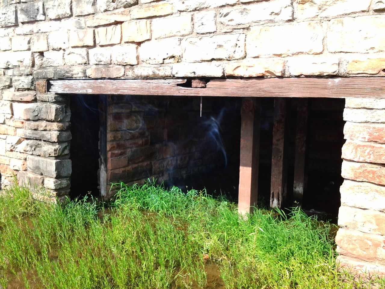 Ghost i captured at the lake Outdoors No People Day Grass Building Exterior Built Structure Architecture bm Boathouse Boat Dock Tranquility Nature Old Boathouses Ghosts? Front View Ghosts