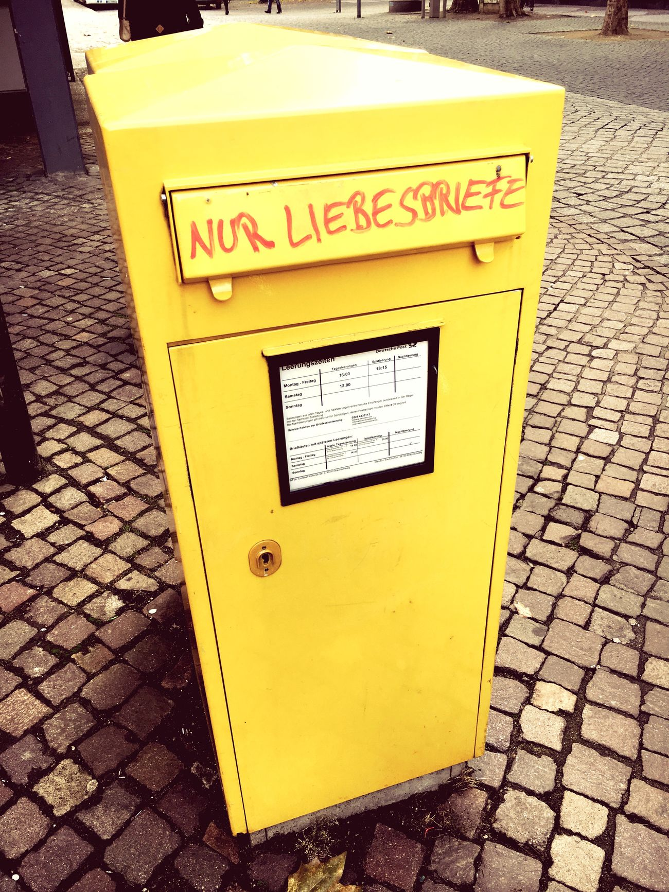 Mailbox only for loveletters 😁❤️👍🏼 Loveletters Only Mailbox Loveletters Justlife Postkasten Liebesbriefe Tagging Graffiti Typo Around The World Typo LetsDoIt Braunschweig Citylife Streetart/graffiti