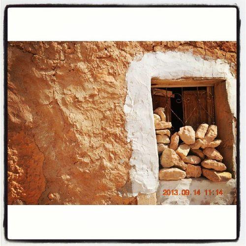 Old -city Tamzin Libya .... Via Nikon -D3100