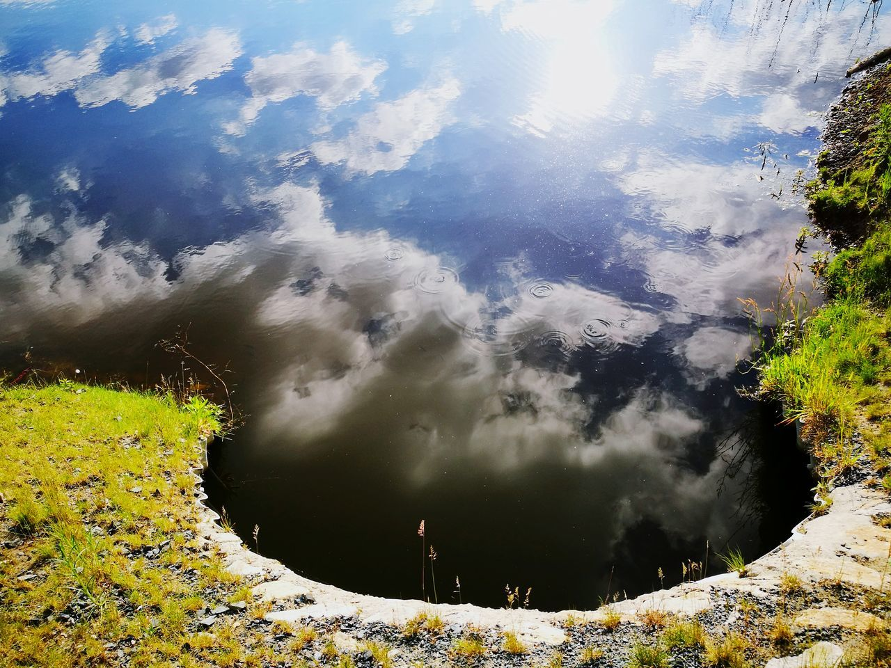 Water No People Nature Lake Outdoors Day Mountain Beauty In Nature Tree Flood Sky Sunlight Nature Landscape Chill Forest EyeEm Best Shots - Nature Summer EyeEmNewHere Reflection