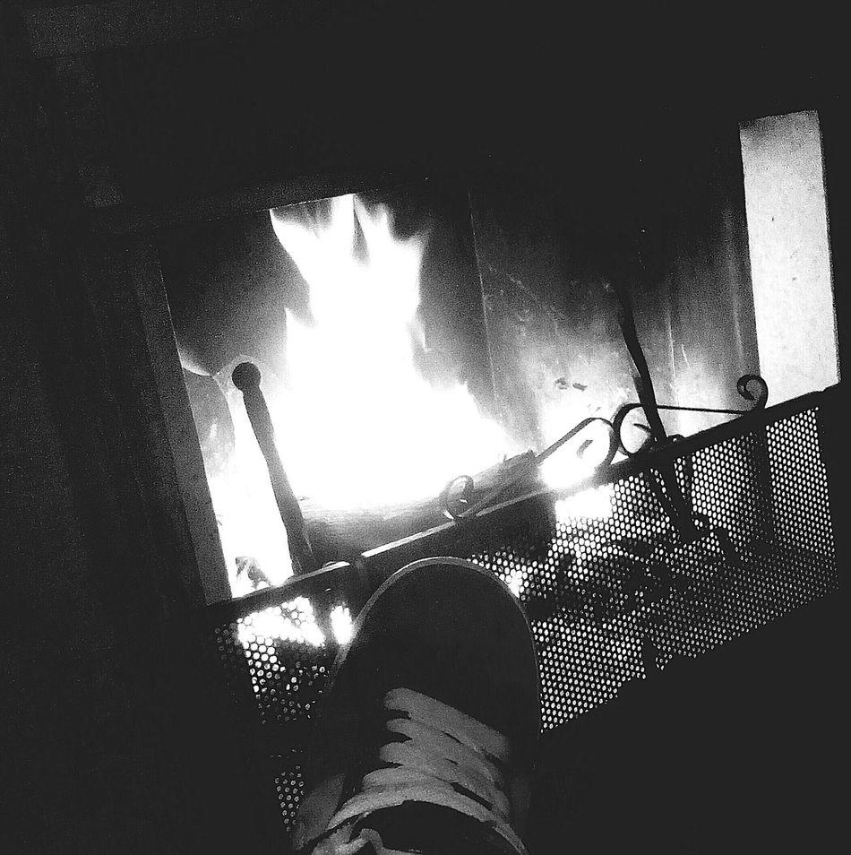 Fire of life Silent Relaxing Fire