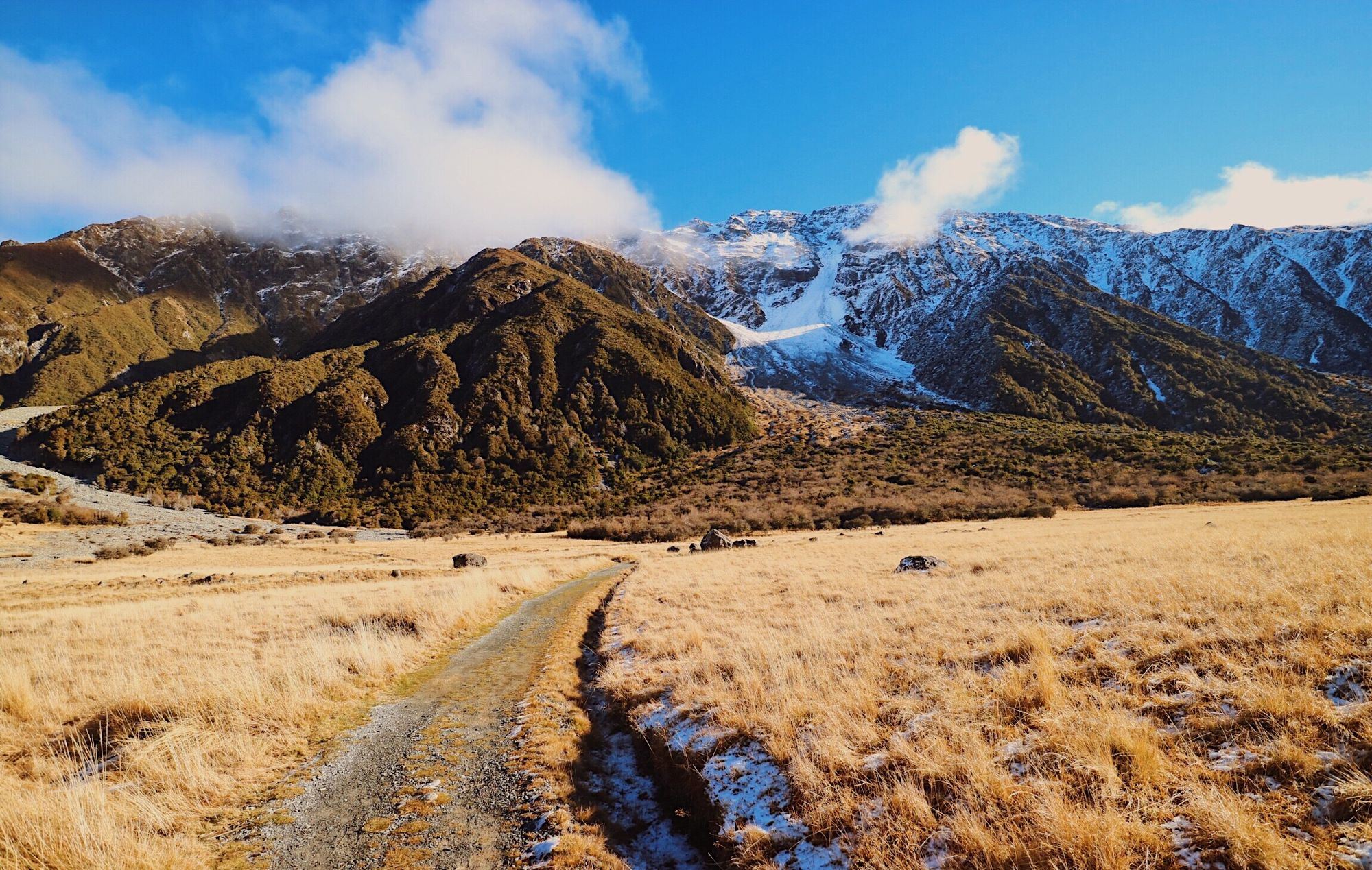 Sommergefühle EyeEm Selects New Zealand Travel Mt. Cook National Park