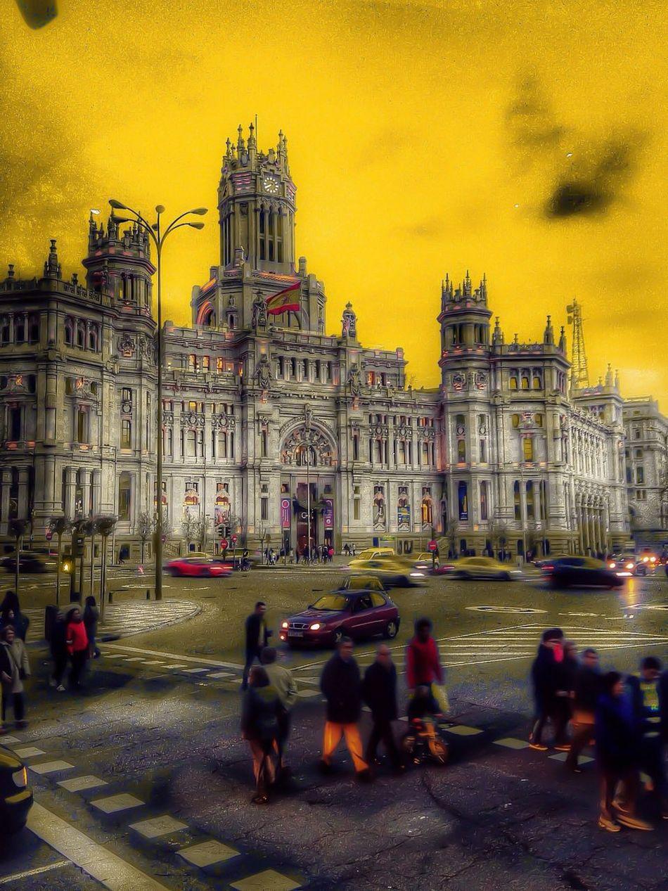 Madrid Taking Photos Movilgrafias Eye4photography  EyeEm Best Edits
