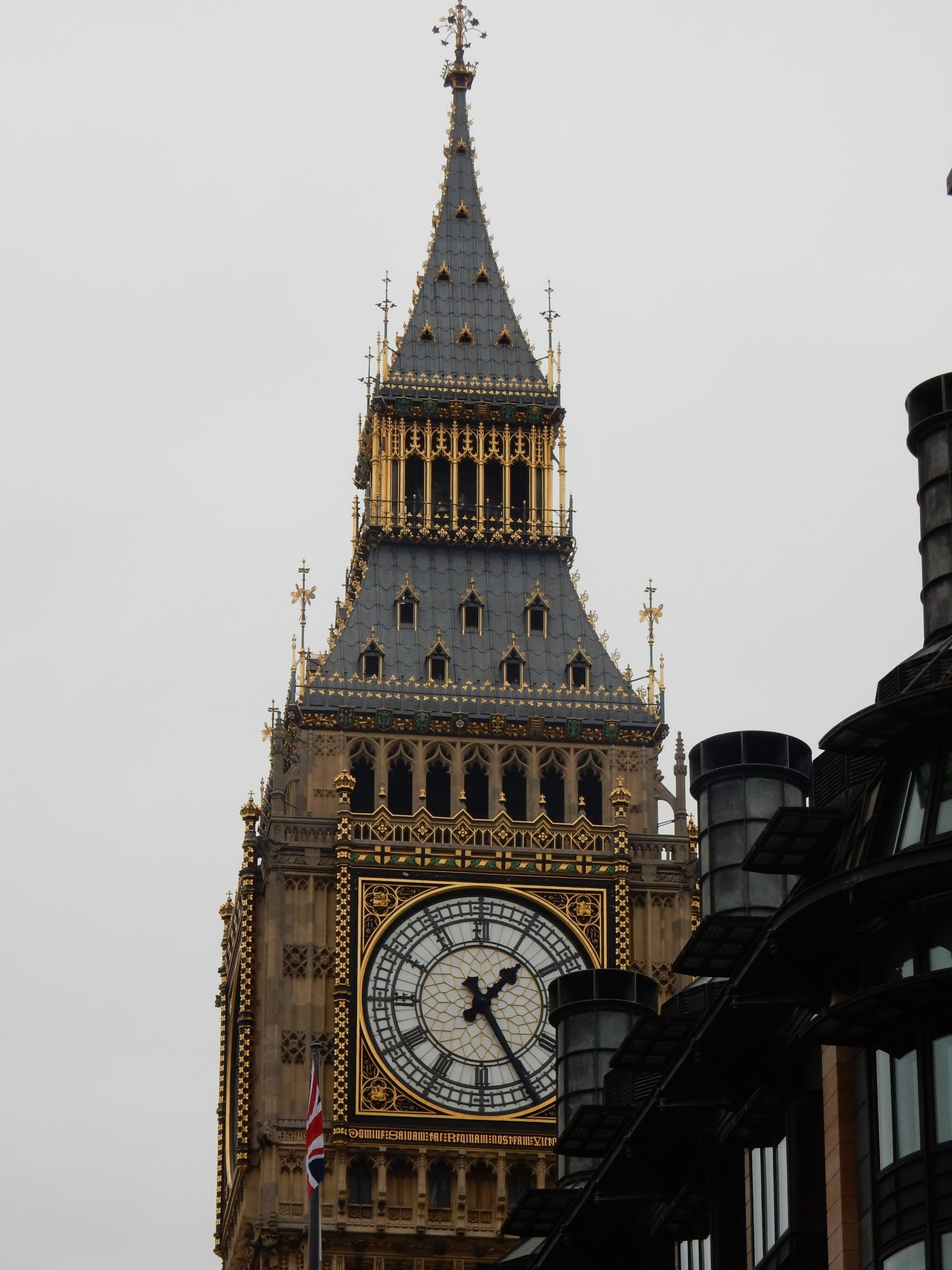 Westminster London Government Architecture Big Ben North Tower Elizabethtower Gold Old Fancy Intricate Designs
