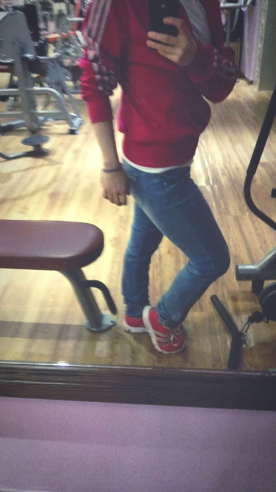 😇 Taking Photos Gym Time Addidas <3 Working Out