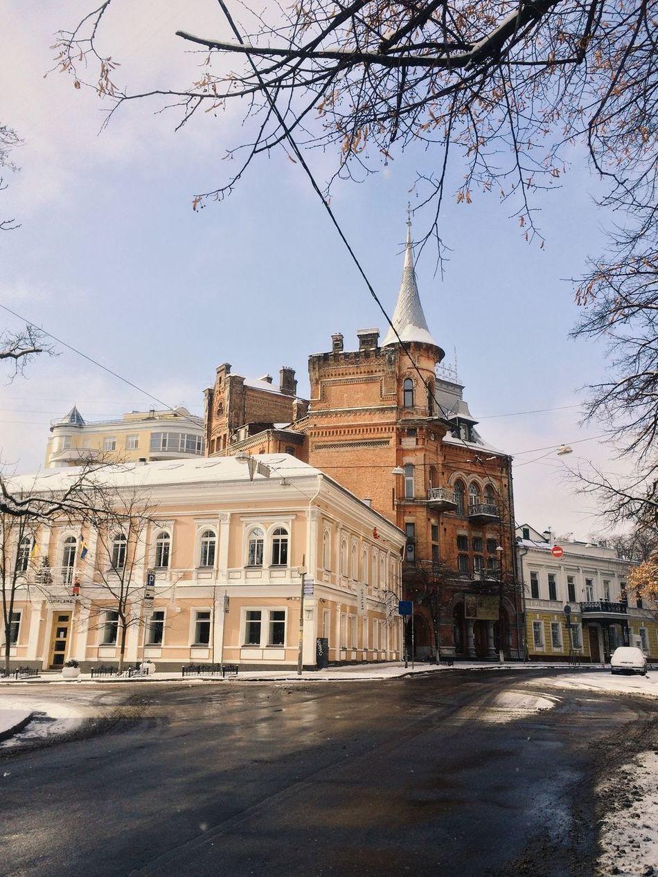 Beautiful stock photos of ukraine, Architecture, Building, Building Exterior, Built Structure