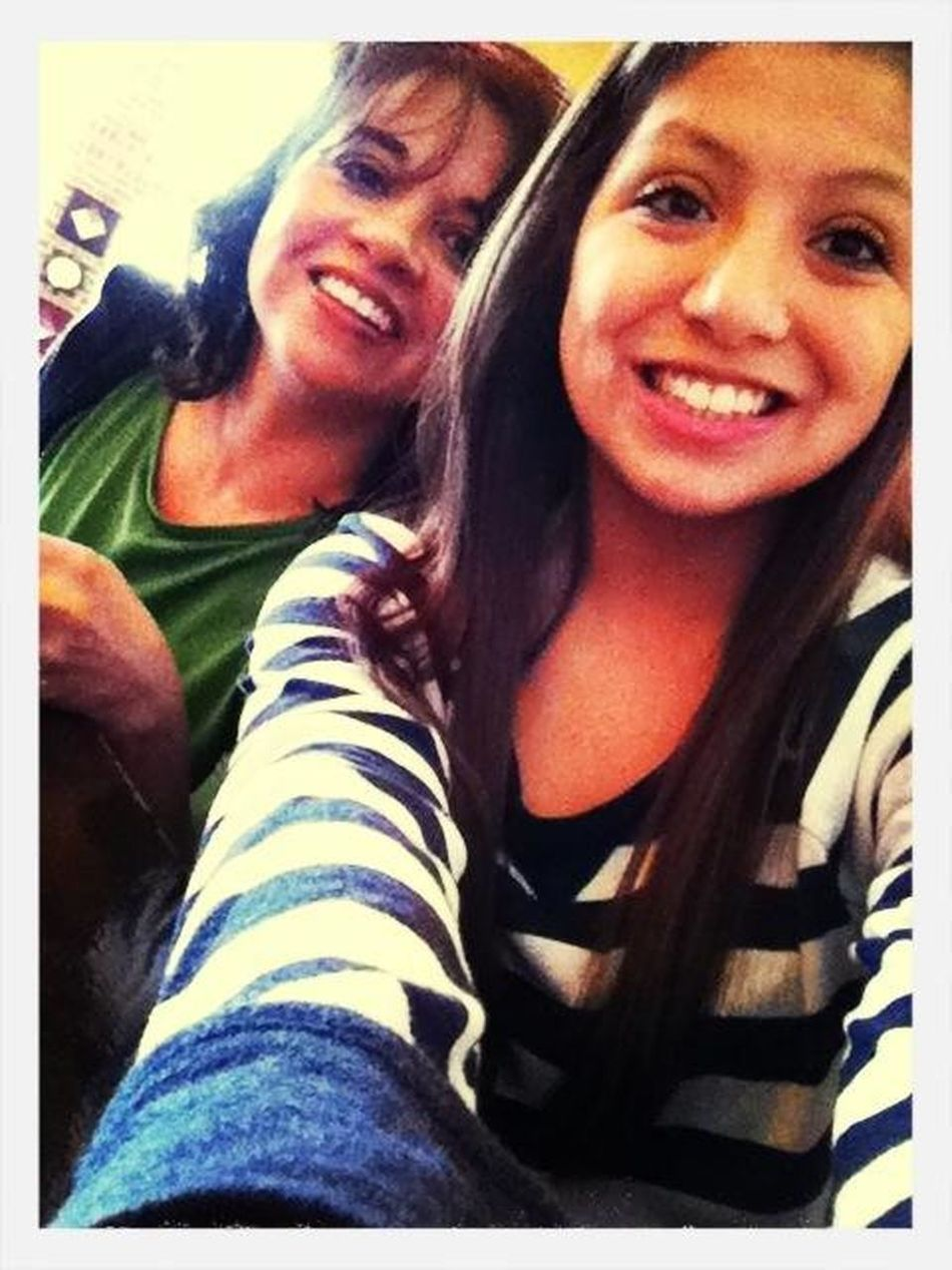 My Mom And I ❤