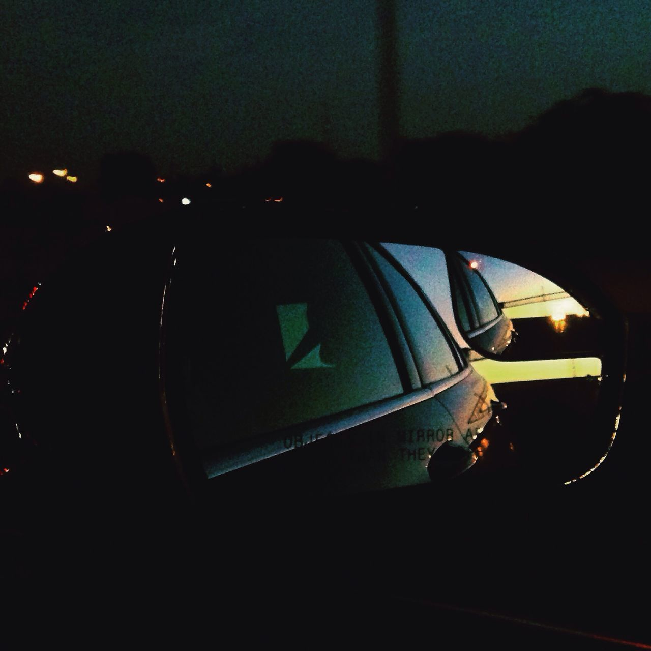 Mirror CarRides IPhoneography Adventures Reviewmirror Reflection Sunset