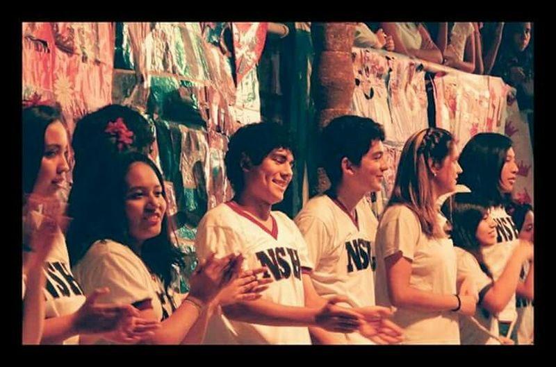 La mejor eleccionnnn:') D15TINTA Love♡ Forevereverever Me❤ Disaster MyClassmates Election15 Happyday Loveeee 15