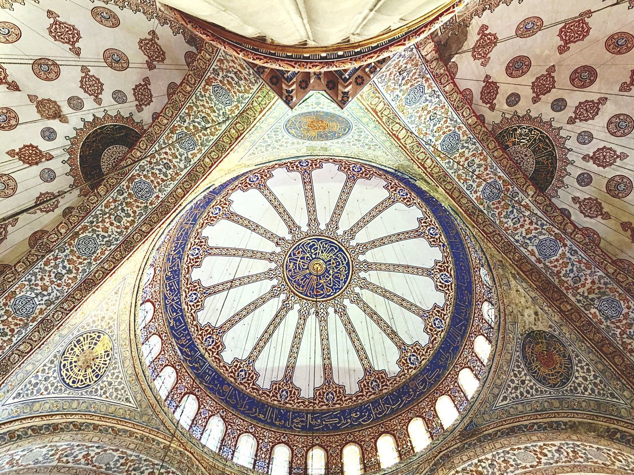 Beautiful stock photos of islam, Arabic Culture, Arch, Architecture, Ceiling